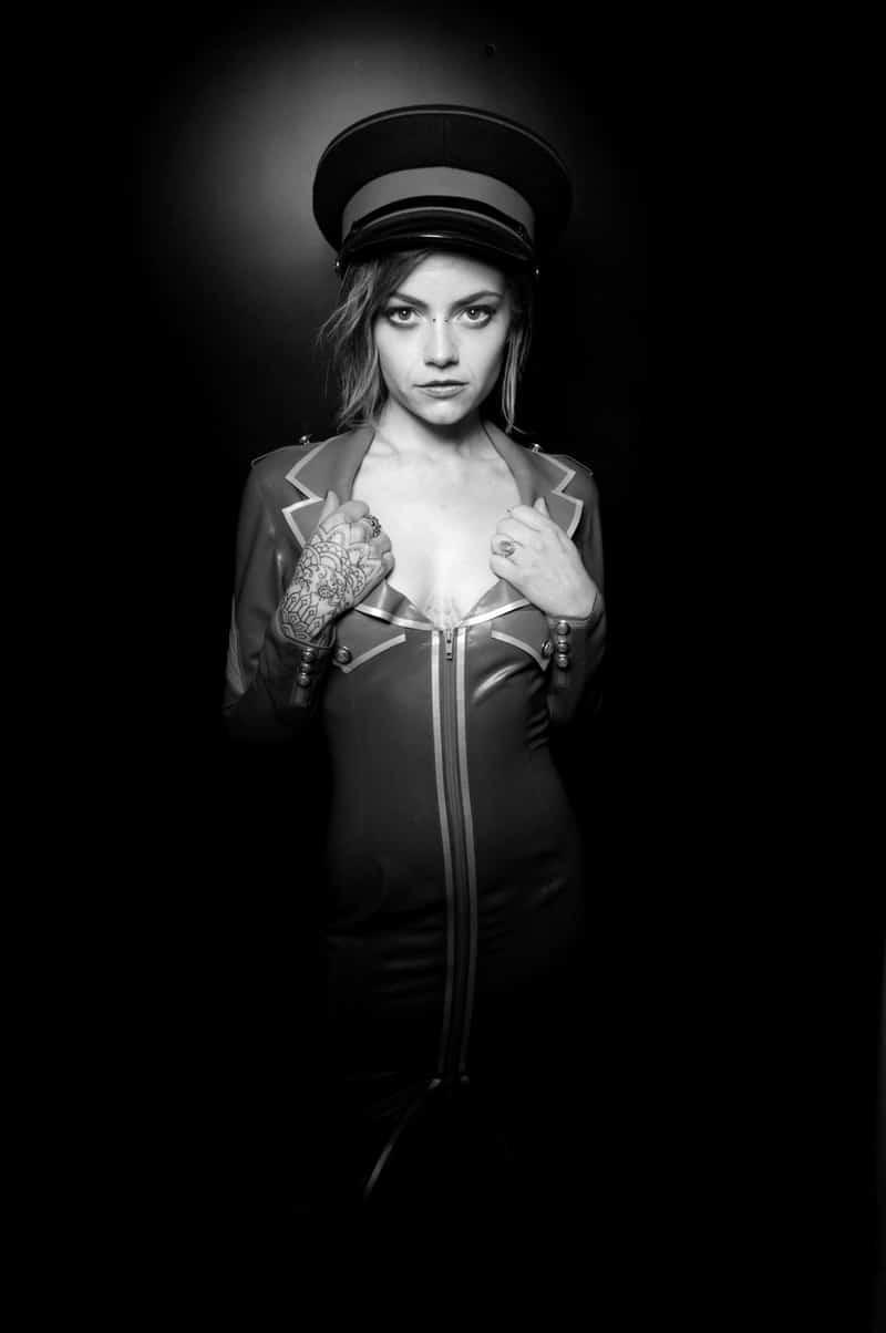Mistress Nikky French