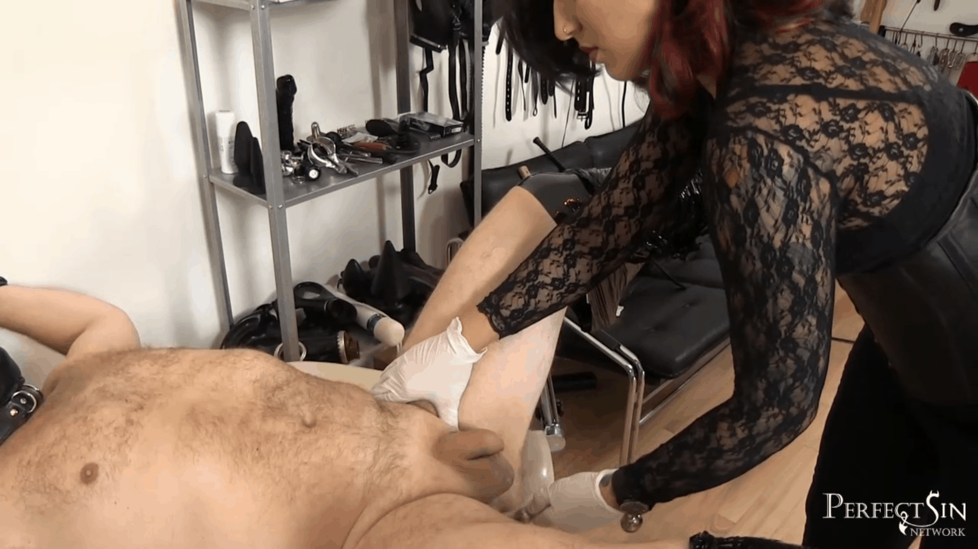 Ass Play with Herrin
