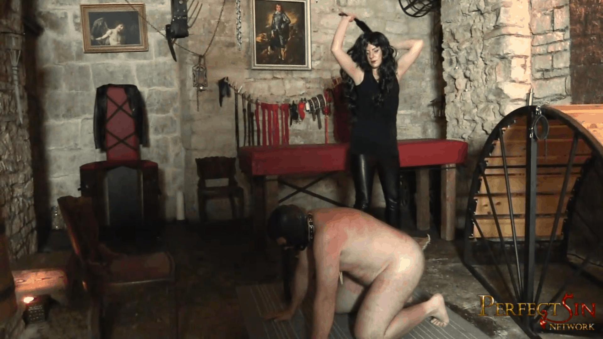 At The Mercy of Mistress Pandora