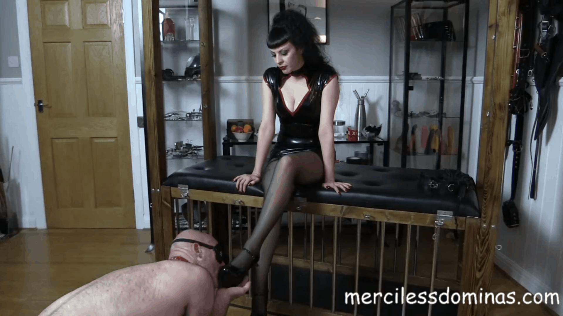 BDSM Games with Ira von Vampira