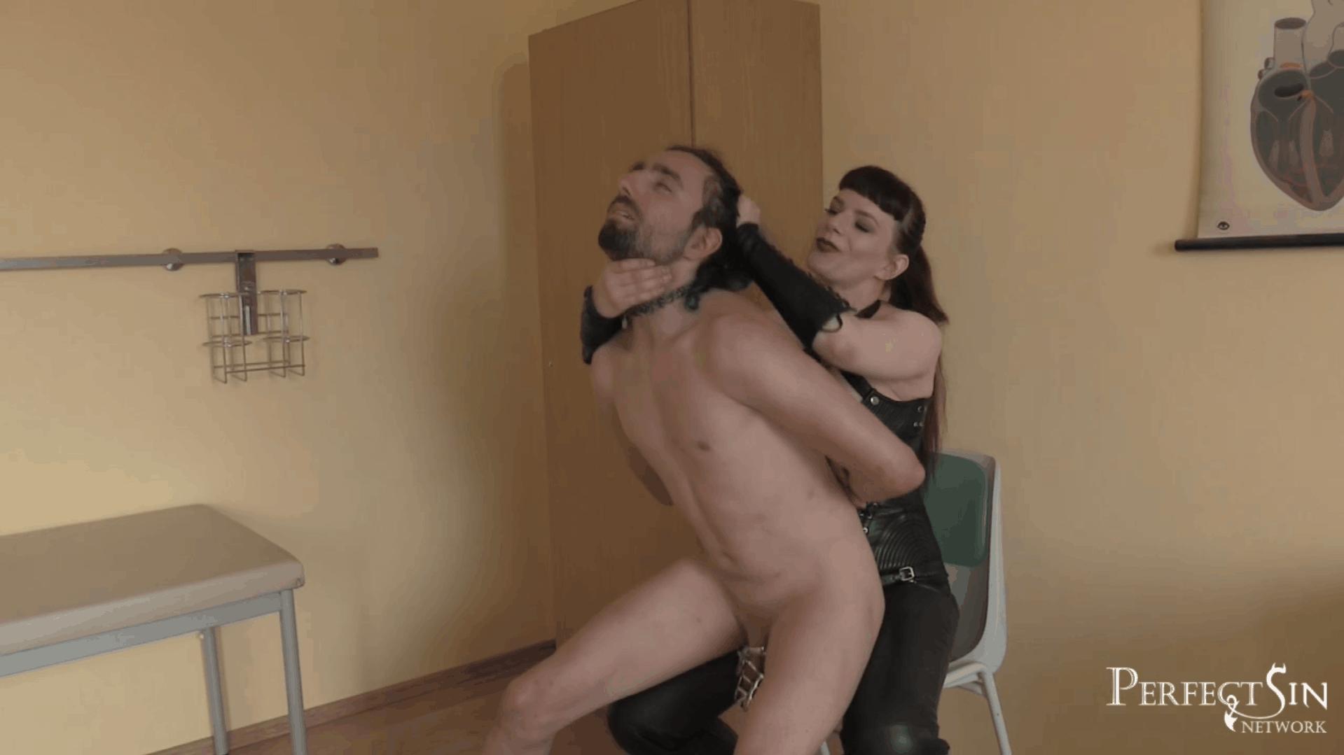 Bouncing Little Slut
