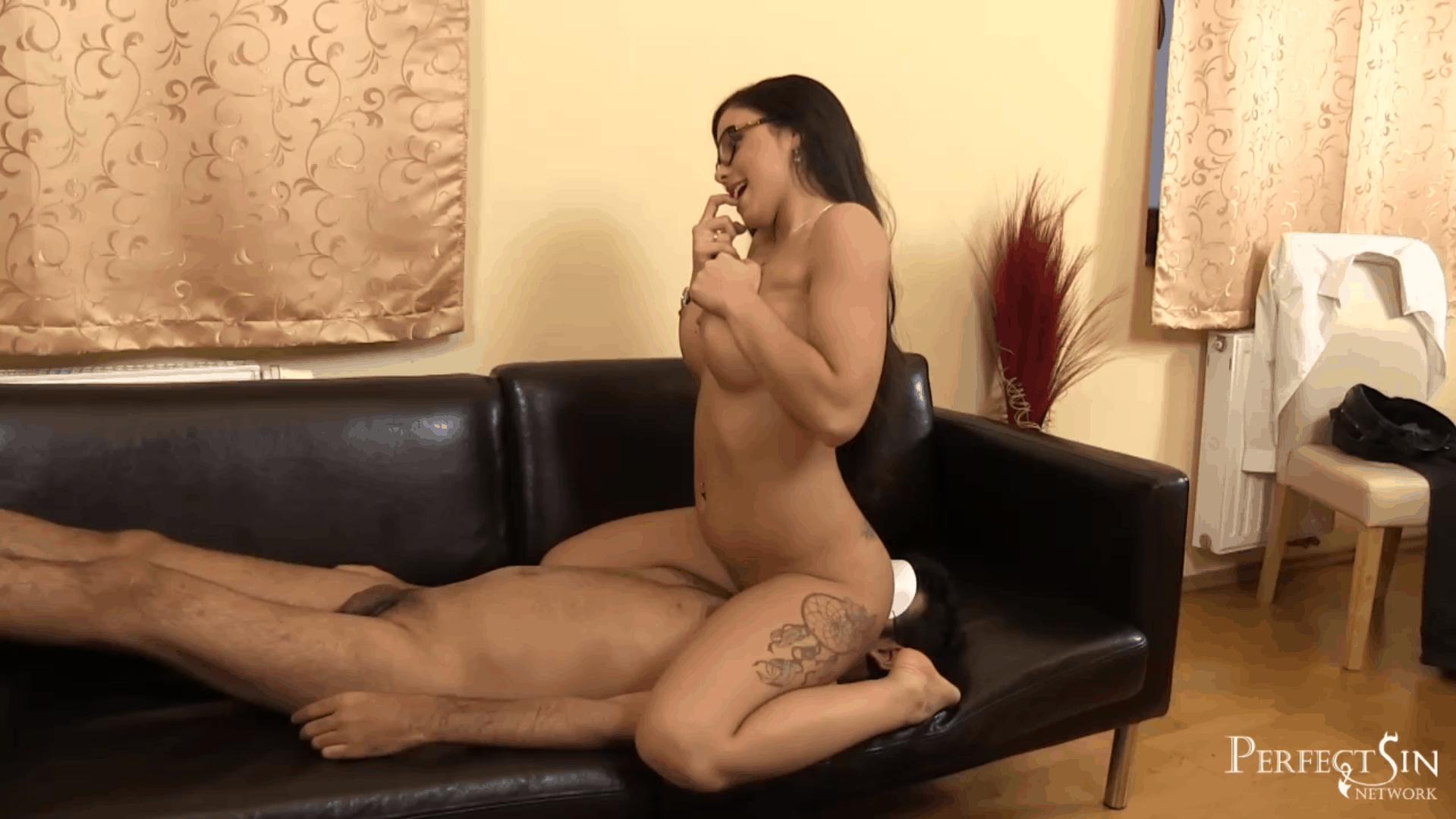 Breathe Through Mira's Pussy