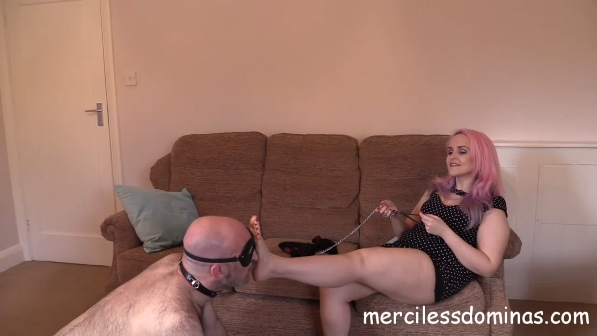 Foot Fetish And Verbal Humiliation