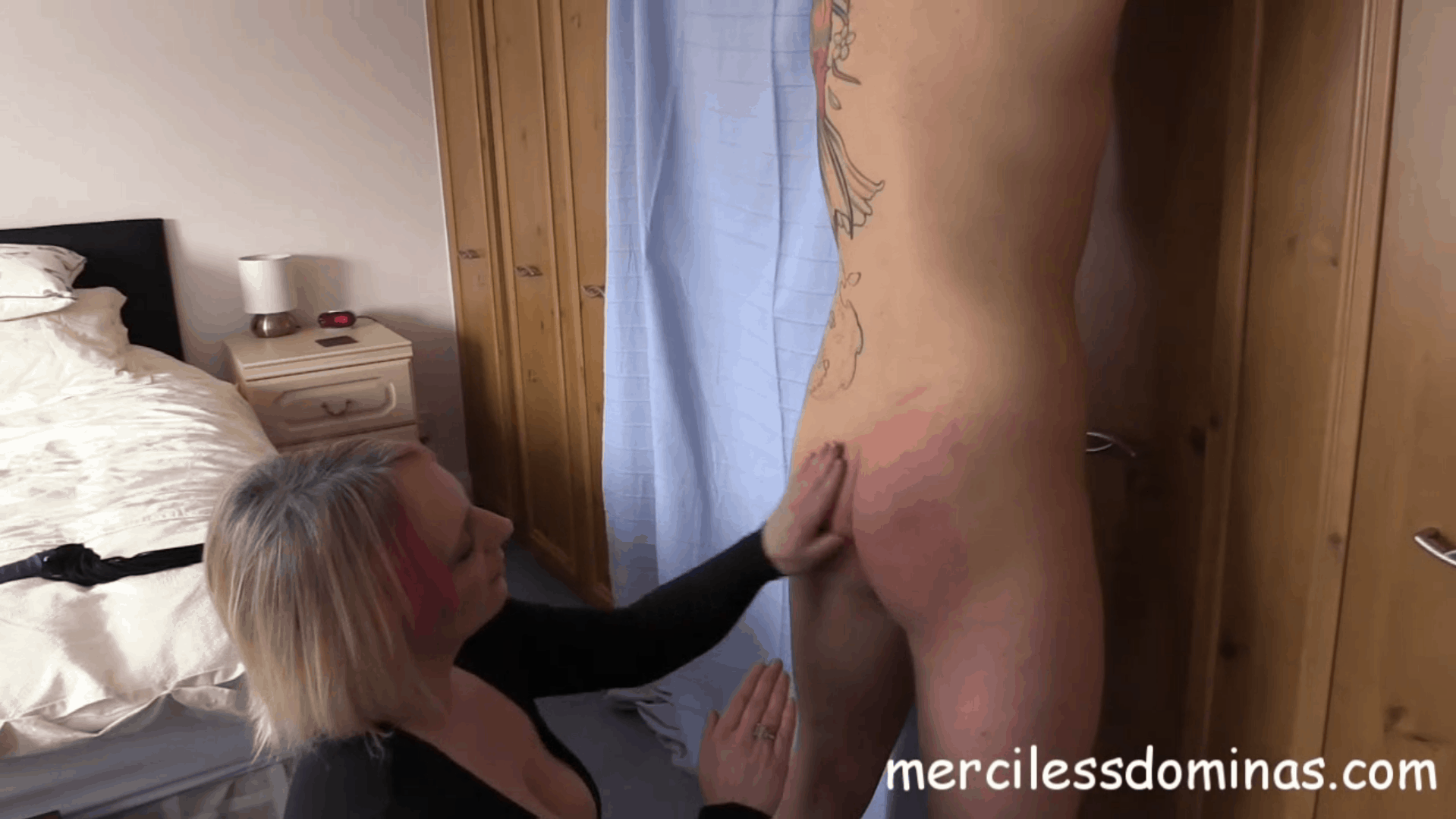 Mistress Annabel and Slave 13 – Part 1