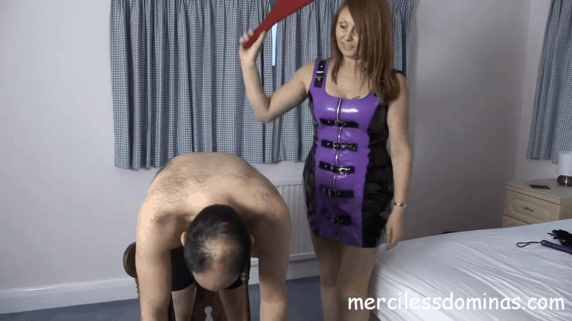 Mistress Hazel´s New Victim
