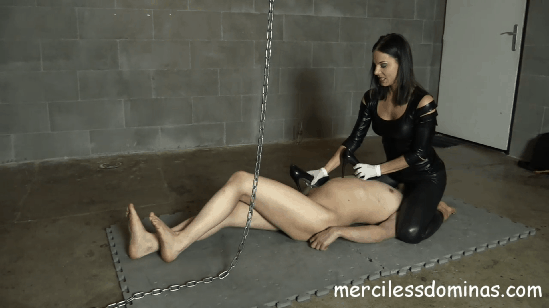 Mixed Torture With Lady G