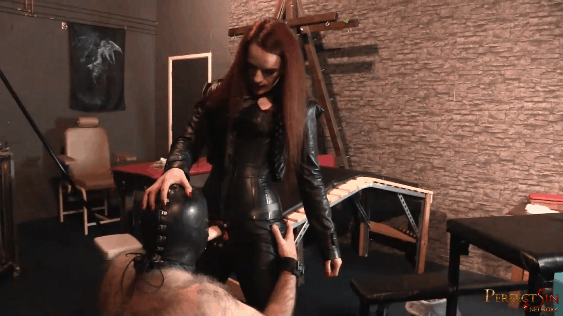 Strap-On Domination