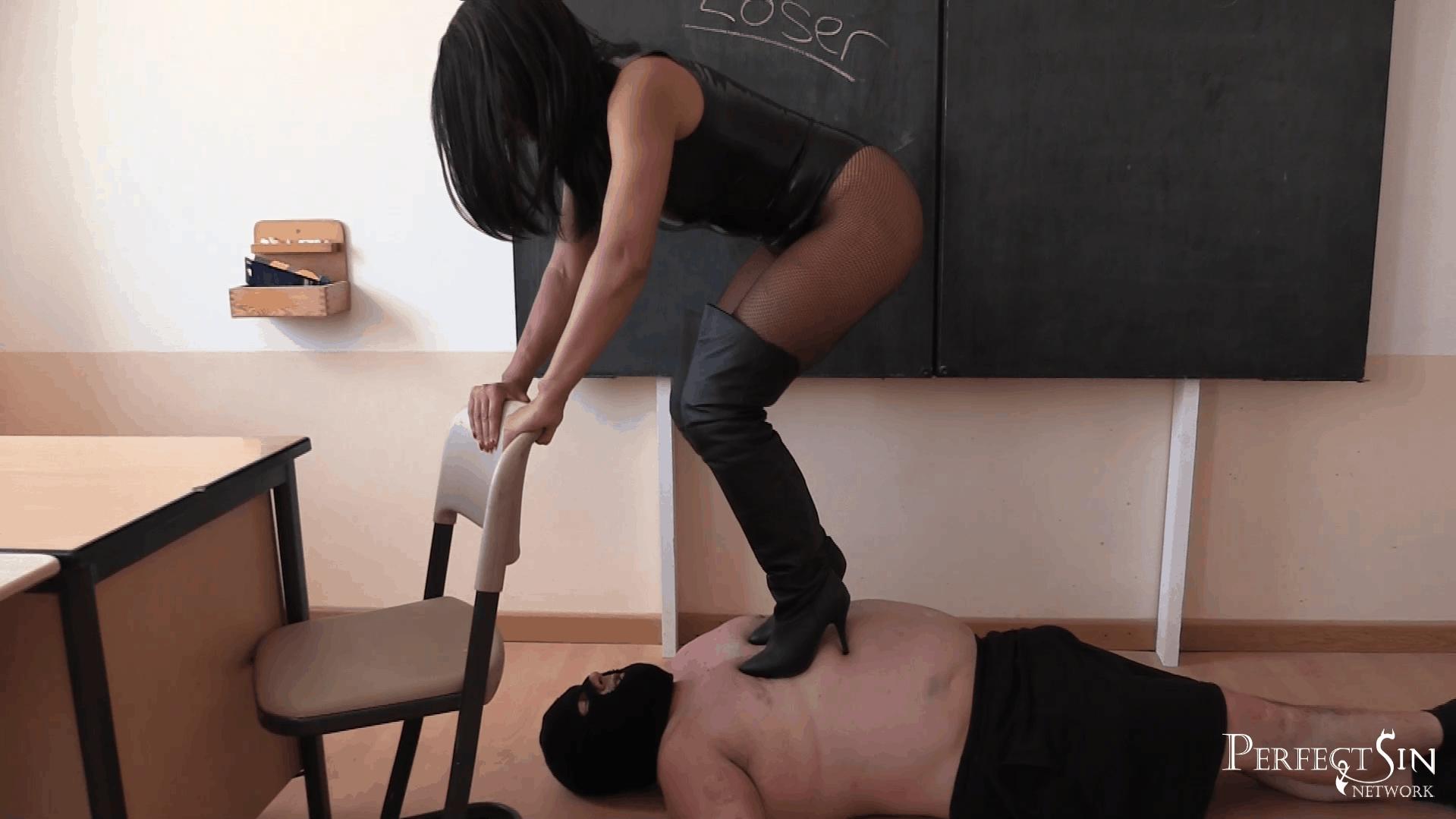 Impress Me, Slave