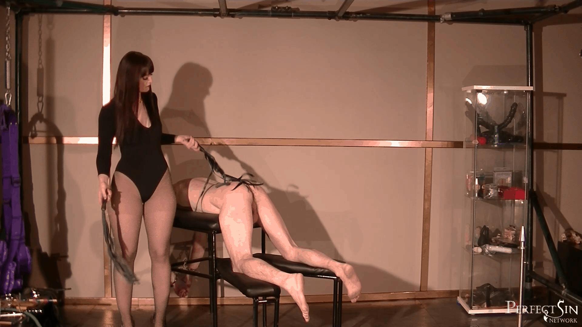 Intense Body Flogging